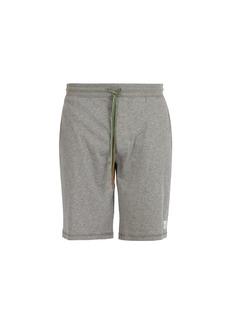 Paul Smith Mid-rise signature stripe-drawstring cotton shorts