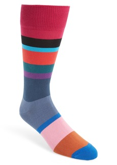 Paul Smith Mike Colorblocked Socks