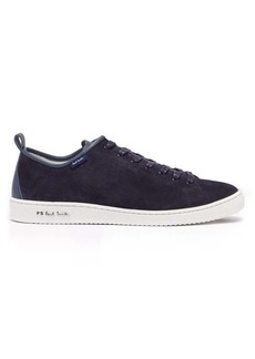 Paul Smith Miyata low-top suede trainers