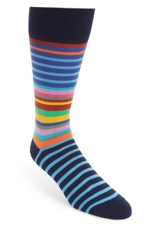 Paul Smith Mojo Striped Socks