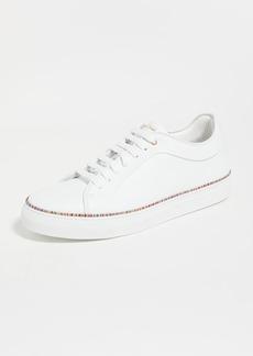 Paul Smith Multi Stripe Piping Sneakers