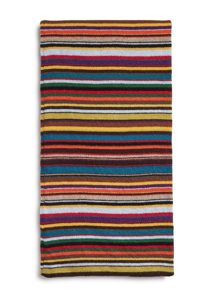 Paul Smith Multi-Striped Scarf