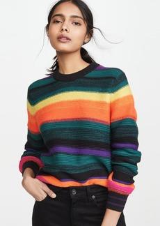 Paul Smith Multicolor Stripe Sweater