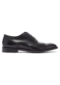 Paul Smith Munroe leather brogues