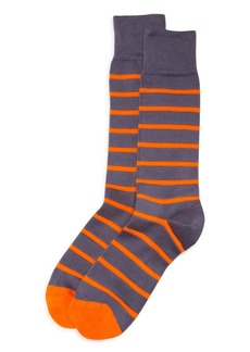 Paul Smith Neon Stripe Socks