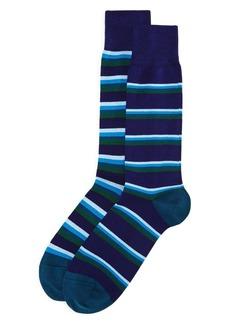 Paul Smith Odd Tie Stripe Socks