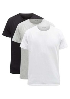 Paul Smith Pack of three cotton-blend jersey pyjama tops
