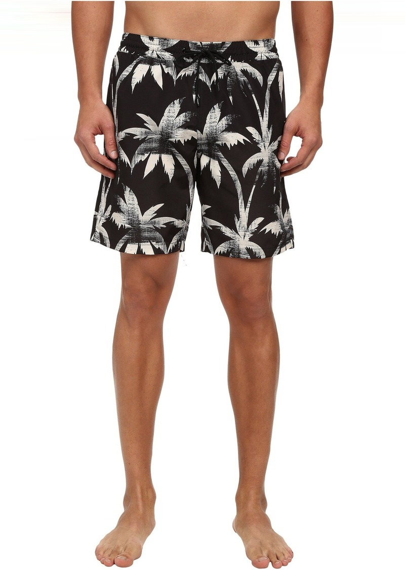 Paul Smith Palm Tree Classic Swim Trunks