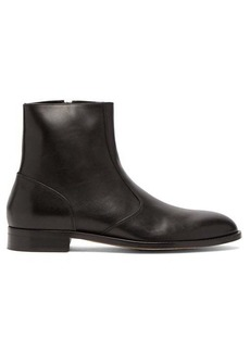 Paul Smith Pembury leather chelsea boots