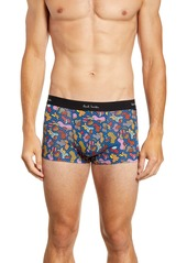 Paul Smith Pop Art Print Stretch Cotton Trunks