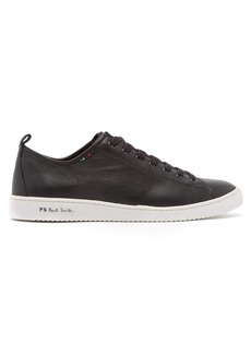 Paul Smith PS Miyata leather trainers