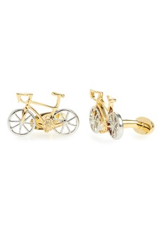Paul Smith Racing Bike Cuff Links