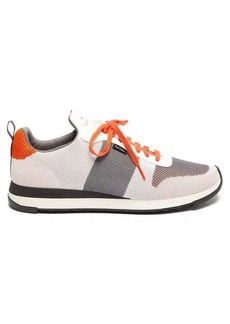 Paul Smith Rappid knit trainers