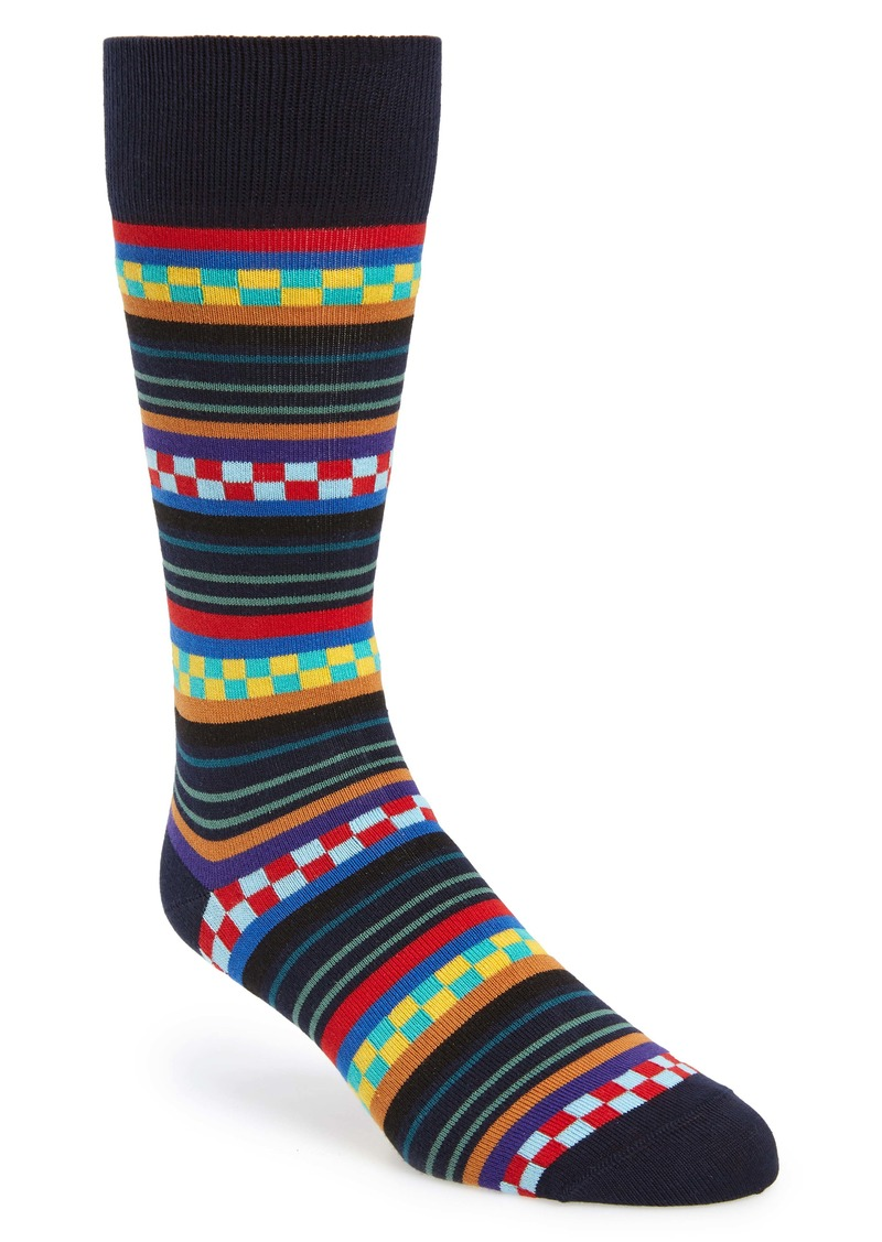 Paul Smith Reggie Stripe Socks