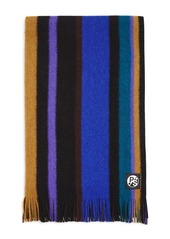 Paul Smith Reversible Stripe Scarf