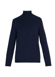 Paul Smith Roll-neck wool sweater