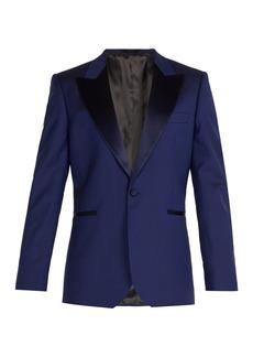 Paul Smith Satin-lapel wool tuxedo jacket