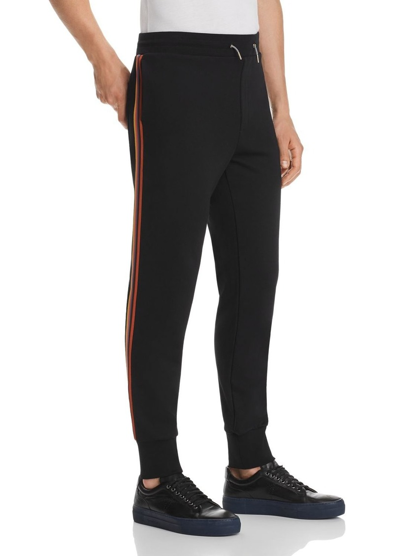 Paul Smith Side-Stripe Jogger Pants