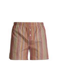 Paul Smith Signature stripe pyjama shorts