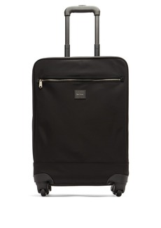 Paul Smith Signature-striped cabin suitcase