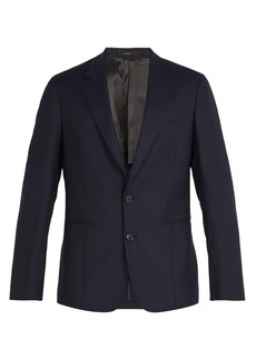 Paul Smith Single-breasted wool blazer