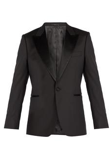 Paul Smith Single-breasted wool tuxedo jacket