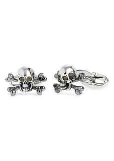 Paul Smith Skull & Crossbones Cuff Links
