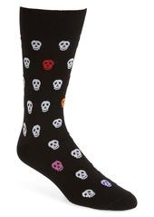 Paul Smith Skull Socks