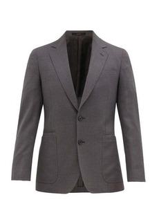 Paul Smith Slim-fit virgin-wool blazer