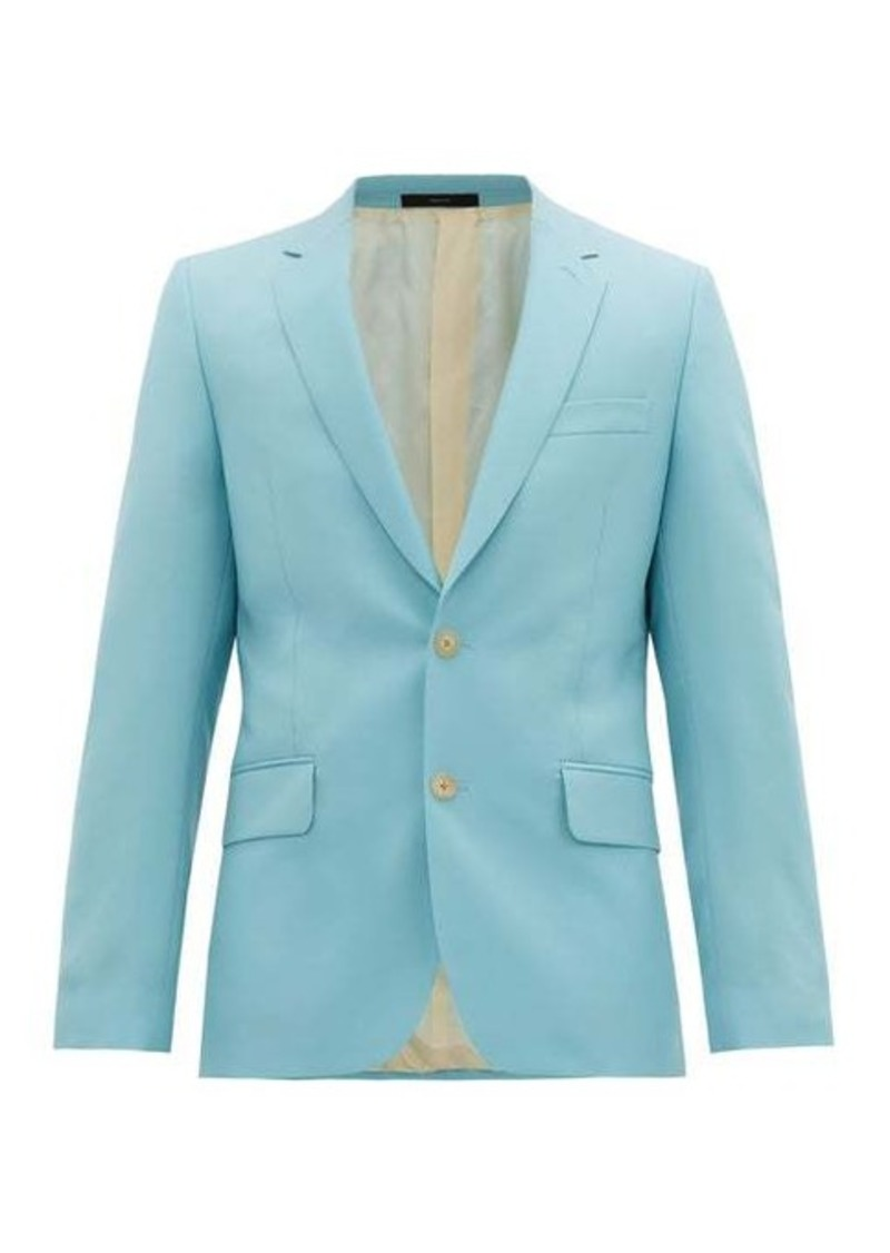 Paul Smith Soho-fit single-breasted wool-blend jacket