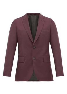 Paul Smith Soho-fit wool-blend crépe suit jacket