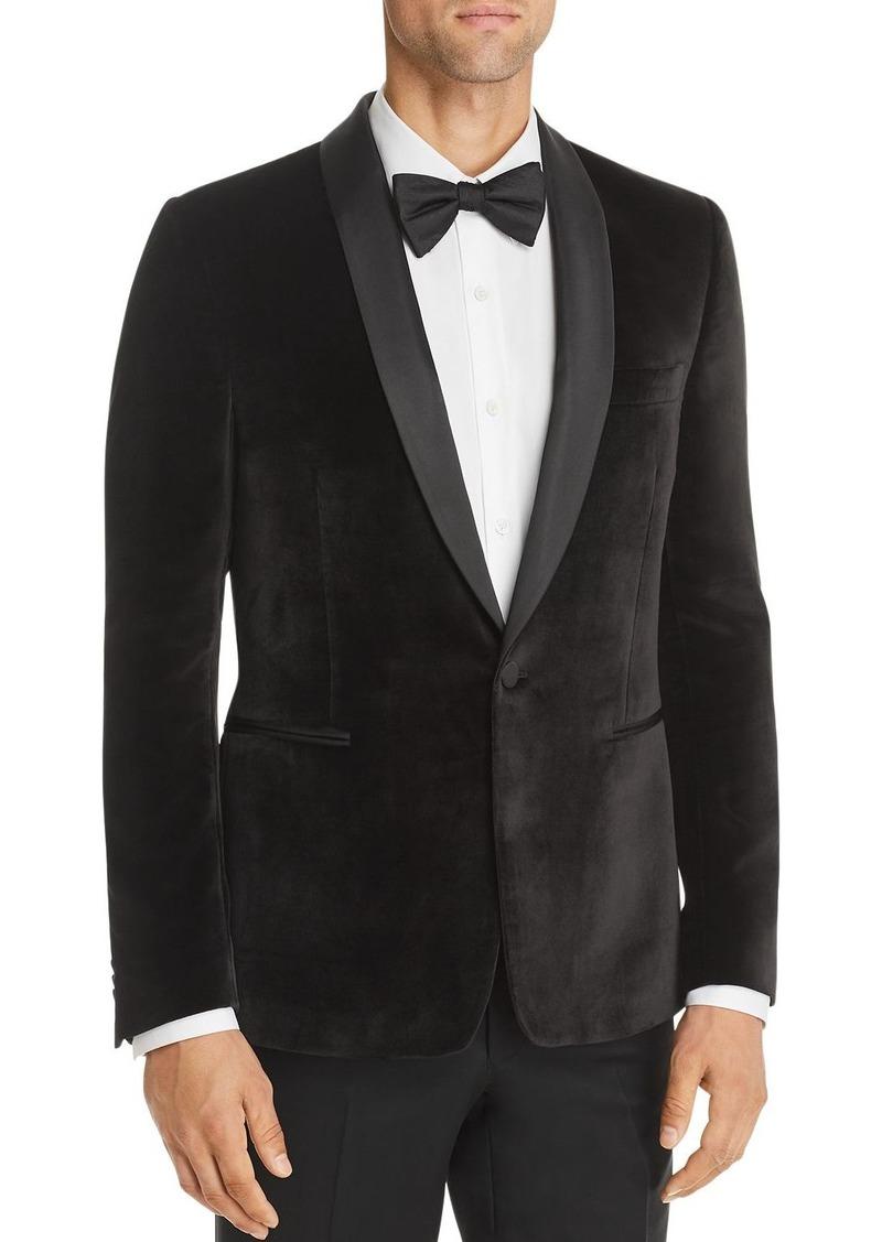 Paul Smith Soho Velvet Extra Slim Fit Dinner Jacket