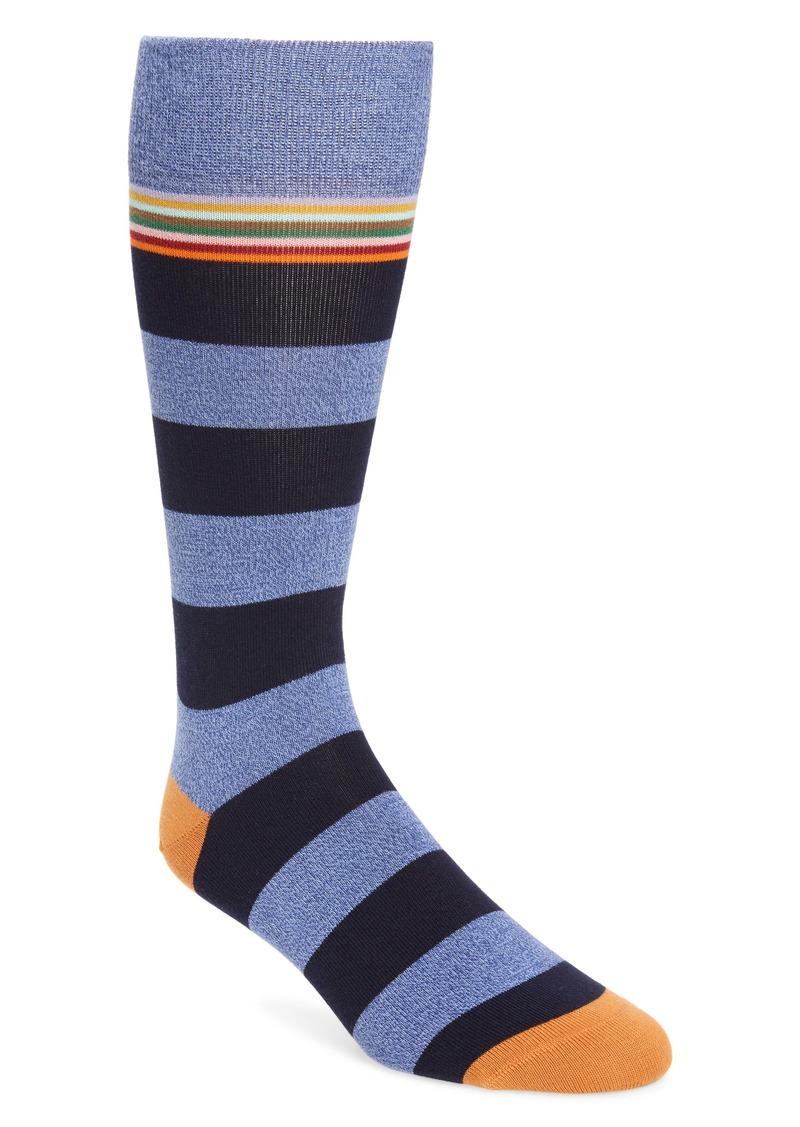 Paul Smith Sol Twist Stripe Socks
