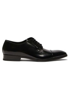 Paul Smith Spencer patent-leather derby shoes