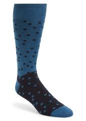 Paul Smith Stop Stamp Socks