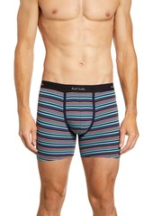 Paul Smith Stripe Long Leg Trunks