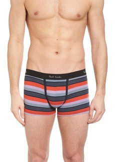 Paul Smith Stripe Stretch Cotton Trunks