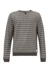 Paul Smith Striped crew-neck cotton pyjama top
