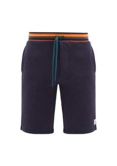 Paul Smith Striped-waistband cotton pyjama shorts