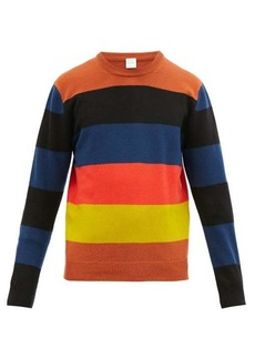 Paul Smith Striped wool sweater