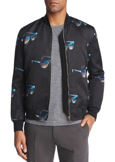 Paul Smith Sunglasses Bomber Jacket