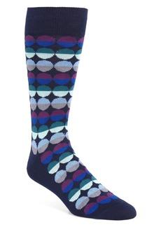 Paul Smith Sunset Dot Socks