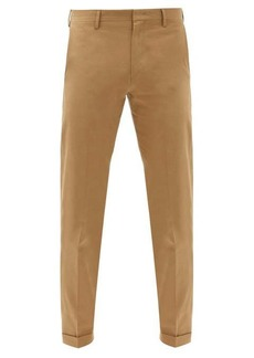 Paul Smith Tailored cotton chino trousers