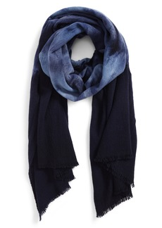 Paul Smith Tie Dye Wool Scarf