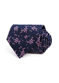 Paul Smith Tossed Mini Floral Classic Tie