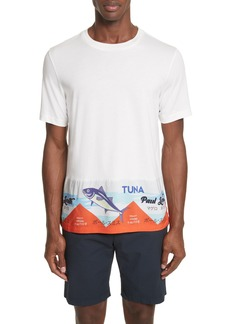 Paul Smith Tuna Graphic T-Shirt