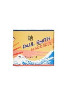 Paul Smith Tuna Mackeral Print Billfold
