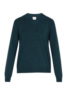 Paul Smith V-neck lambswool sweater