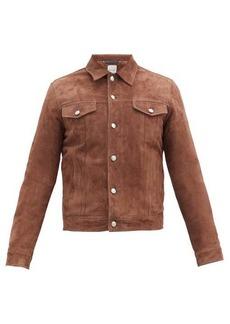 Paul Smith Western suede jacket
