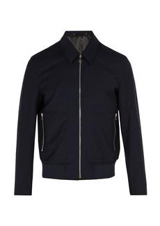 Paul Smith Wool bomber jacket